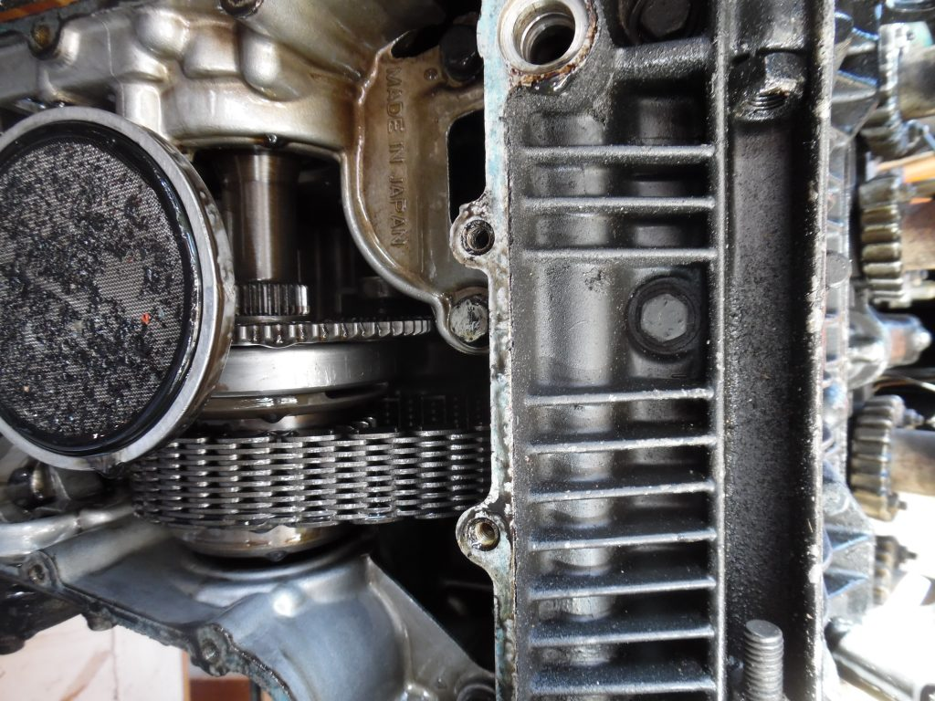 z650 Starter Clutch Repair - Classic Japanese Motorcycles